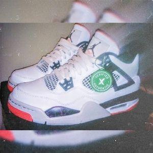 Jordan 4s // NOSTALGIA // GS // 6Y